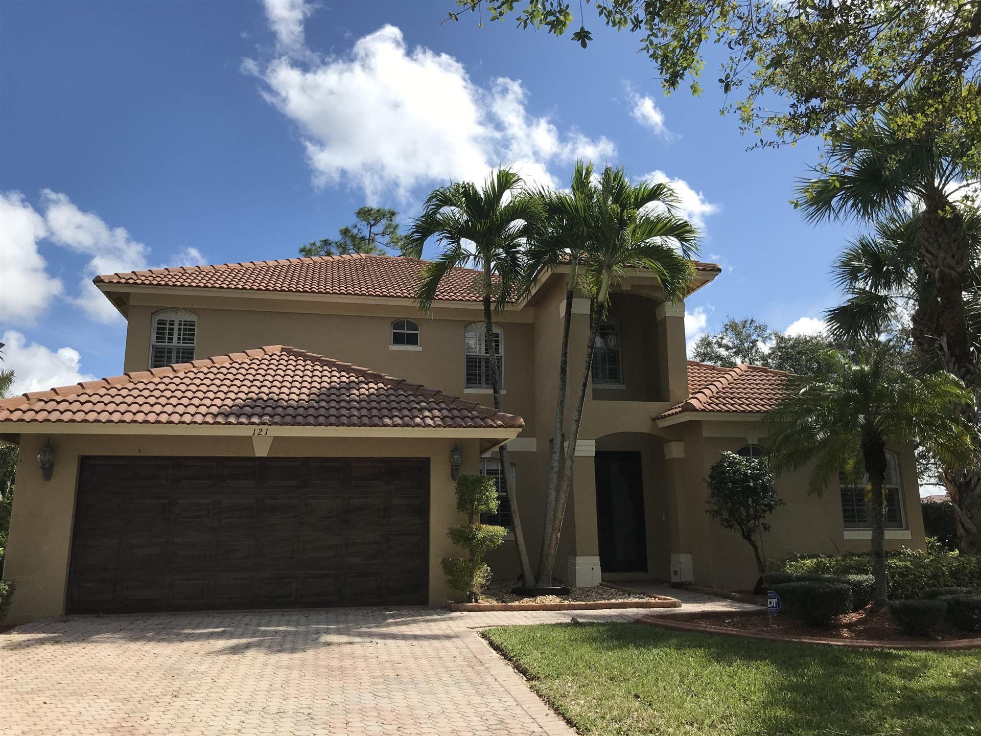 121 Silver Bell Crescent, Royal Palm Beach, FL 33411 - #: RX-10603249