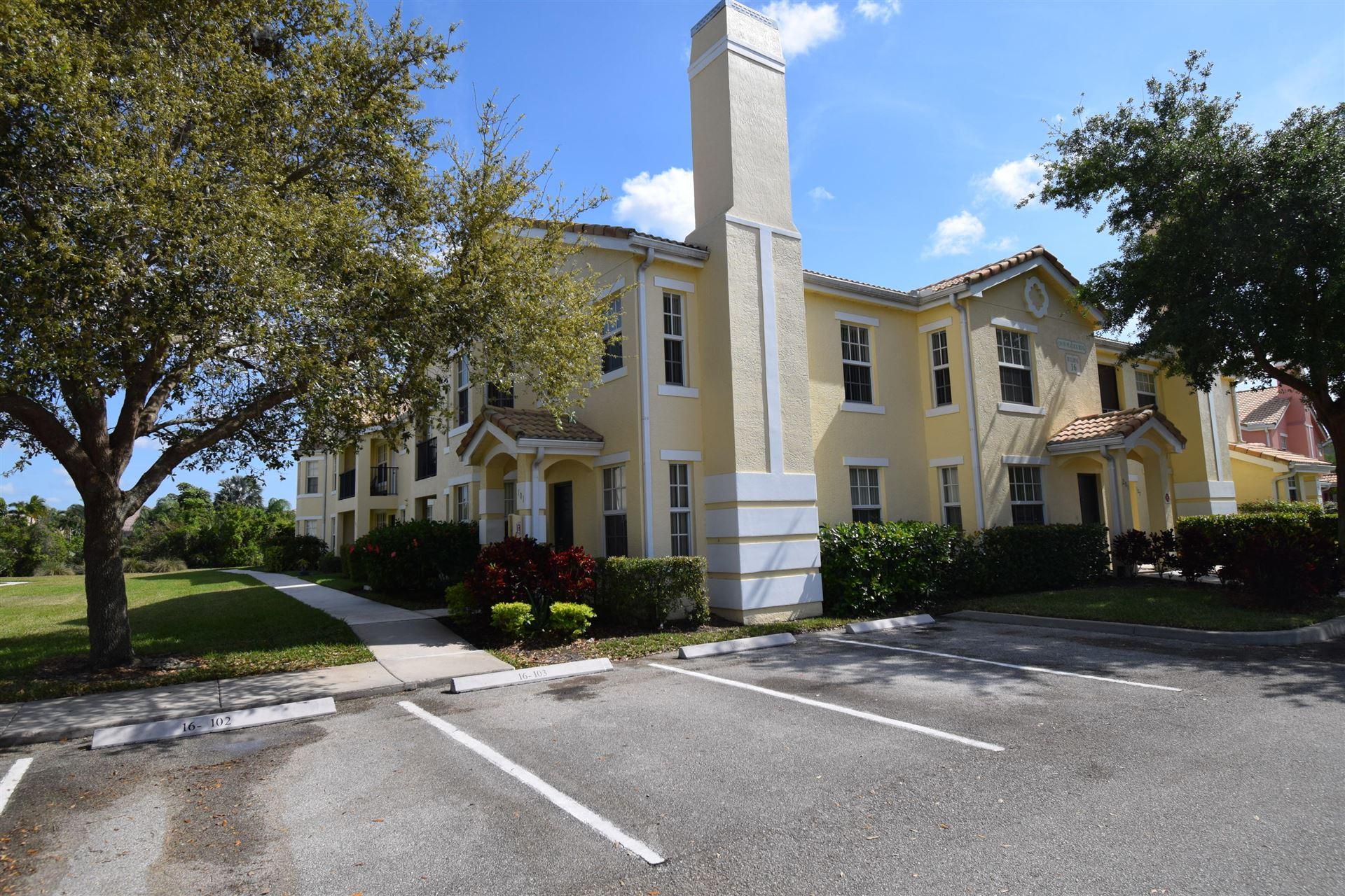 130 SW Peacock Boulevard #16-101, Port Saint Lucie, FL 34986 - #: RX-10610249
