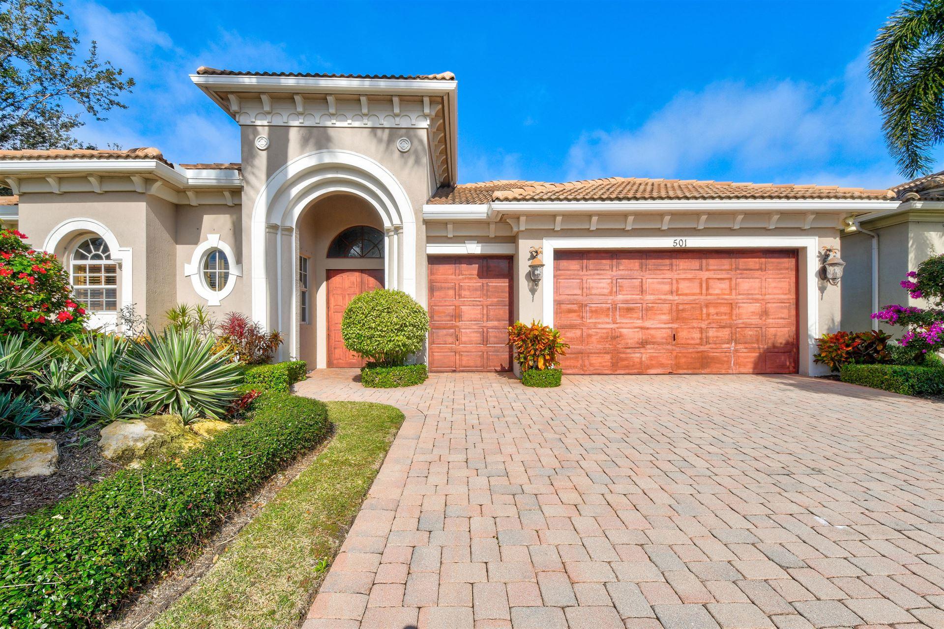 Photo of 501 Les Jardin Drive, Palm Beach Gardens, FL 33410 (MLS # RX-10689249)