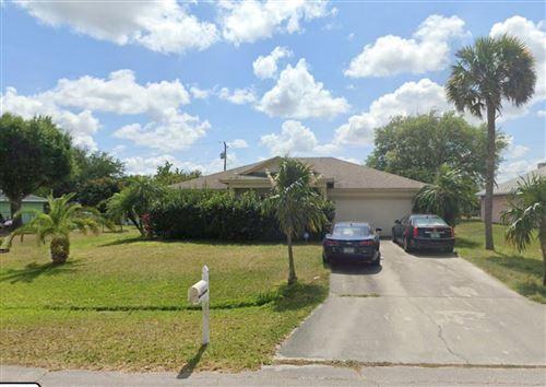 Photo of 2338 SW Ranch Avenue, Port Saint Lucie, FL 34953 (MLS # RX-10747250)