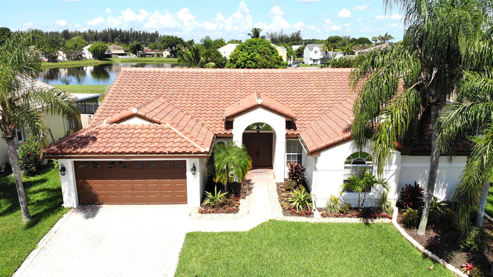 9513 Lake Serena Drive, Boca Raton, FL 33496 - #: RX-10630250