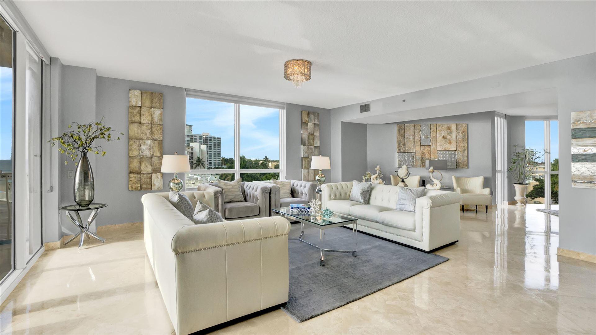 Photo of 1460 S Ocean Boulevard #501, Lauderdale By The Sea, FL 33062 (MLS # RX-10690250)