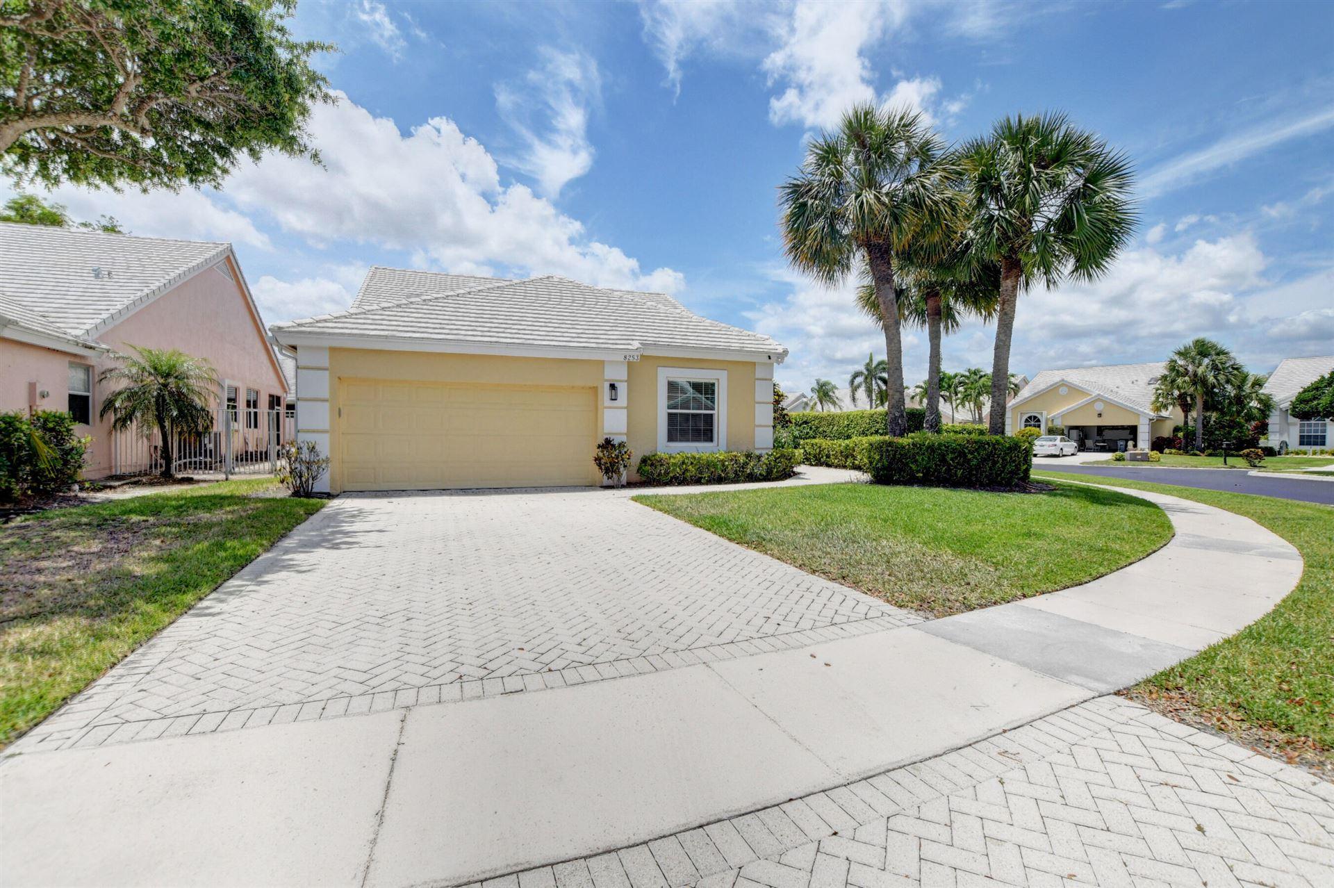 8253 Horseshoe Bay Road, Boynton Beach, FL 33472 - MLS#: RX-10713251