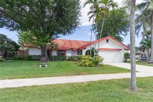 Foto de inmueble con direccion 5220 Deerhurst Crescent Circle Boca Raton FL 33486 con MLS RX-10648252
