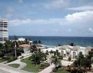 Photo of 3606 S Ocean Boulevard #701, Highland Beach, FL 33487 (MLS # RX-10665252)