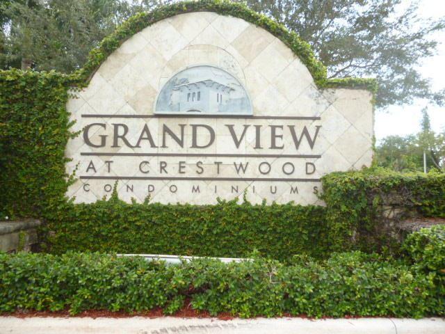 600 Crestwood Court N #615, Royal Palm Beach, FL 33411 - #: RX-10619252