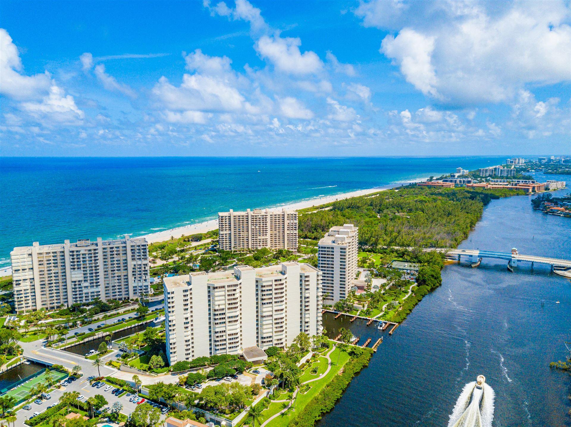4201 N Ocean Boulevard #1002, Boca Raton, FL 33431 - #: RX-10627252