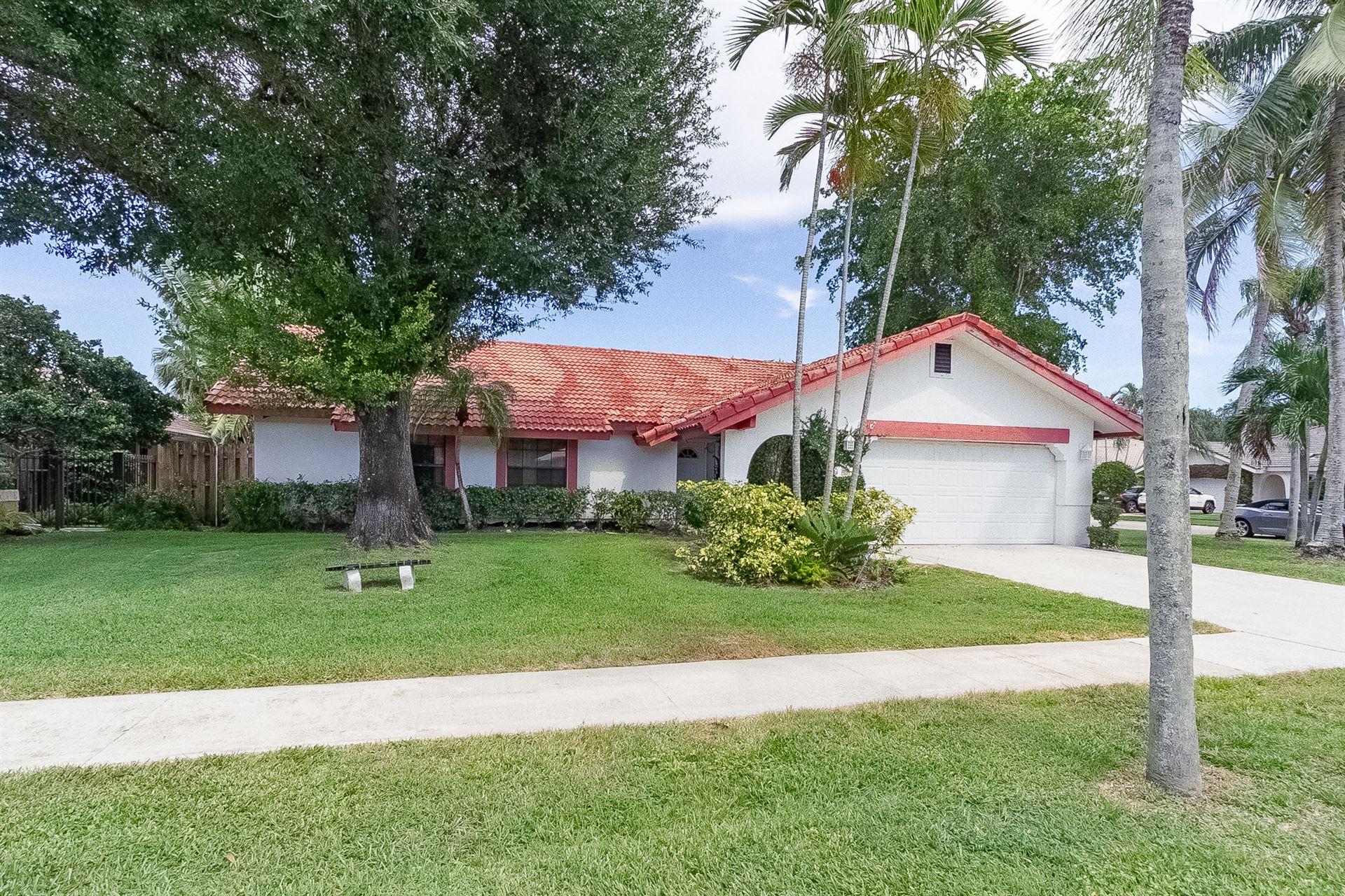 5220 Deerhurst Crescent Circle, Boca Raton, FL 33486 - #: RX-10648252