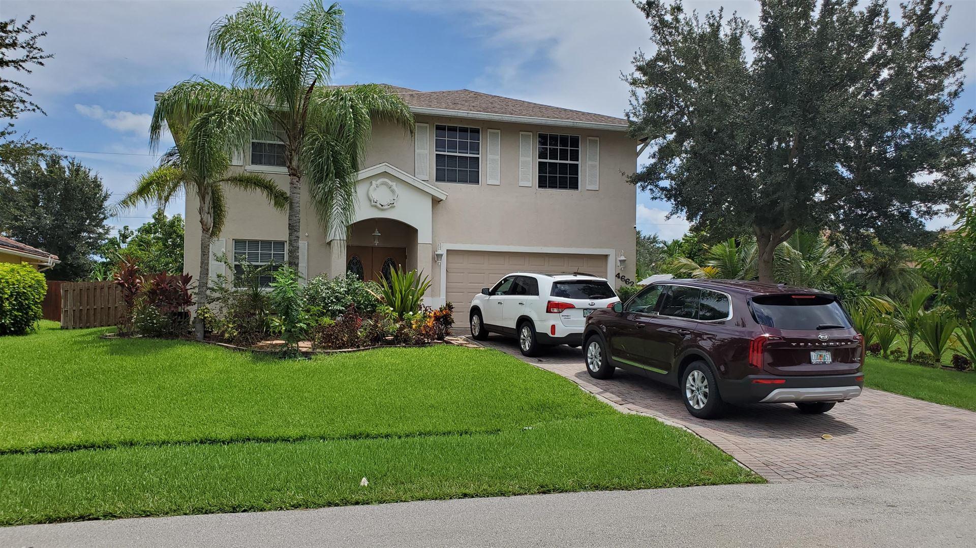 4662 SW Galaxie Street, Port Saint Lucie, FL 34953 - #: RX-10650252