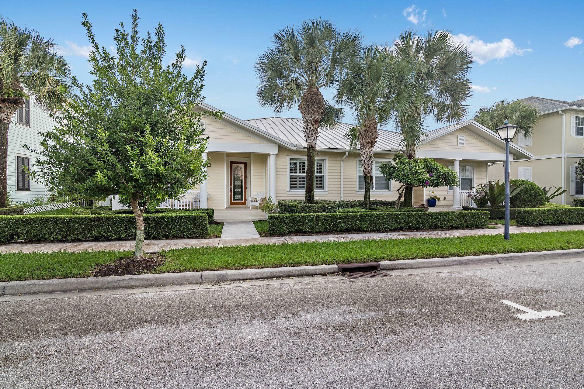Photo of 3311 Duncombe Drive, Jupiter, FL 33458 (MLS # RX-10666252)