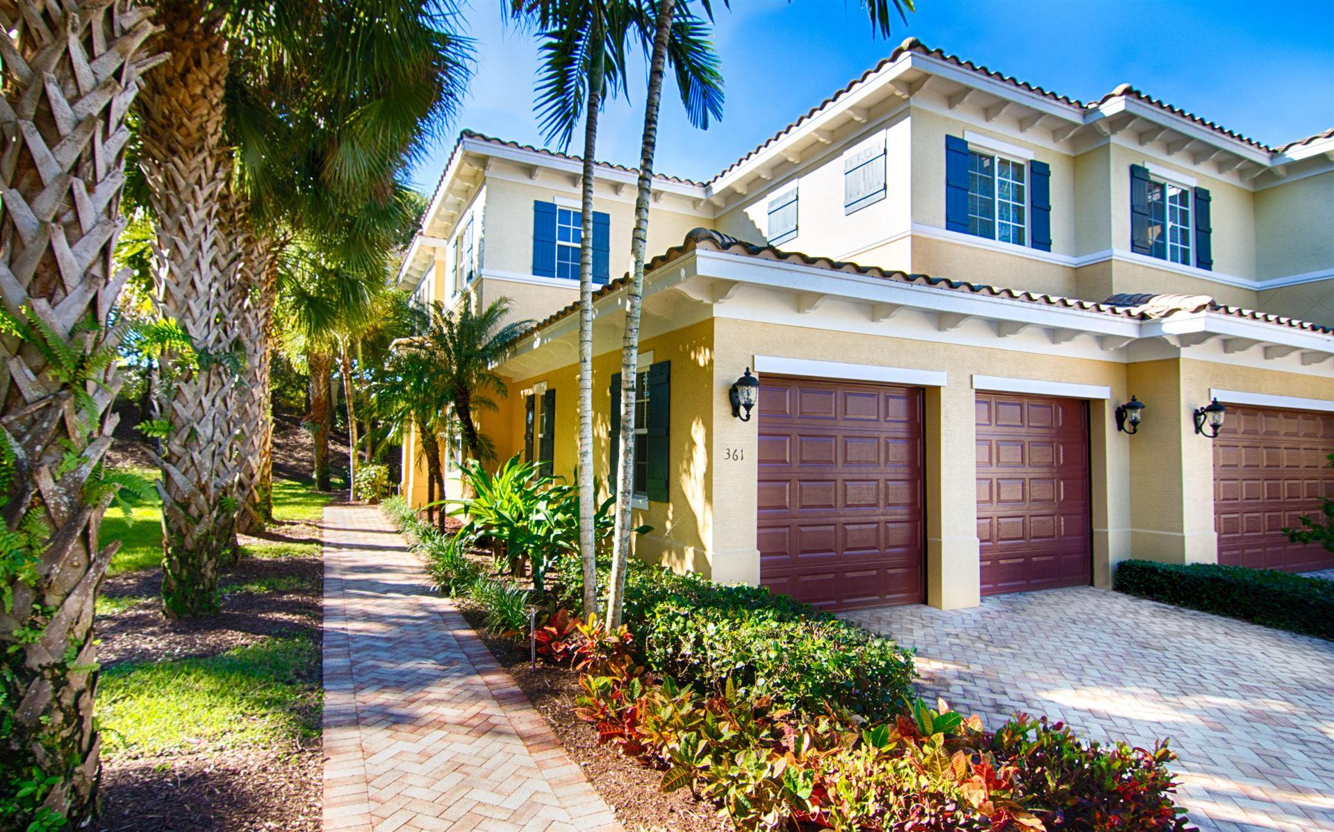 361 Chambord Terrace #361, Palm Beach Gardens, FL 33410 - #: RX-10690252