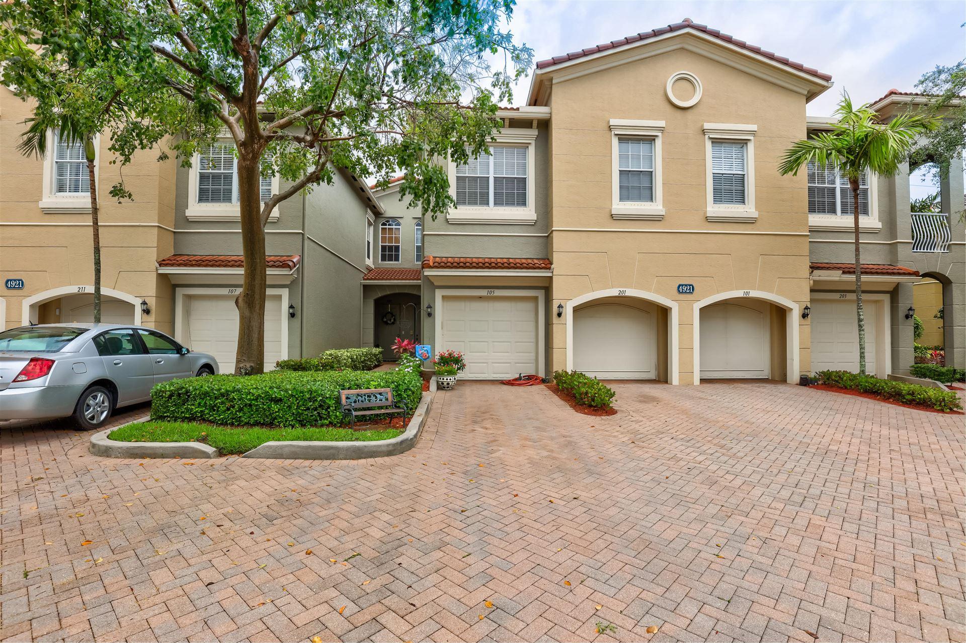 4921 Bonsai 105 Circle #Apt 105, Palm Beach Gardens, FL 33418 - MLS#: RX-10715252