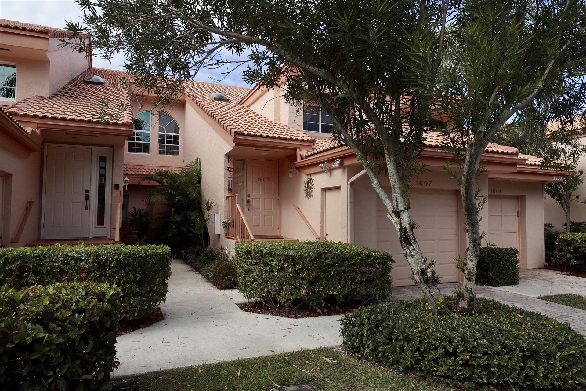 17266 Boca Club 1607 Boulevard #1607, Boca Raton, FL 33487 - MLS#: RX-10723252