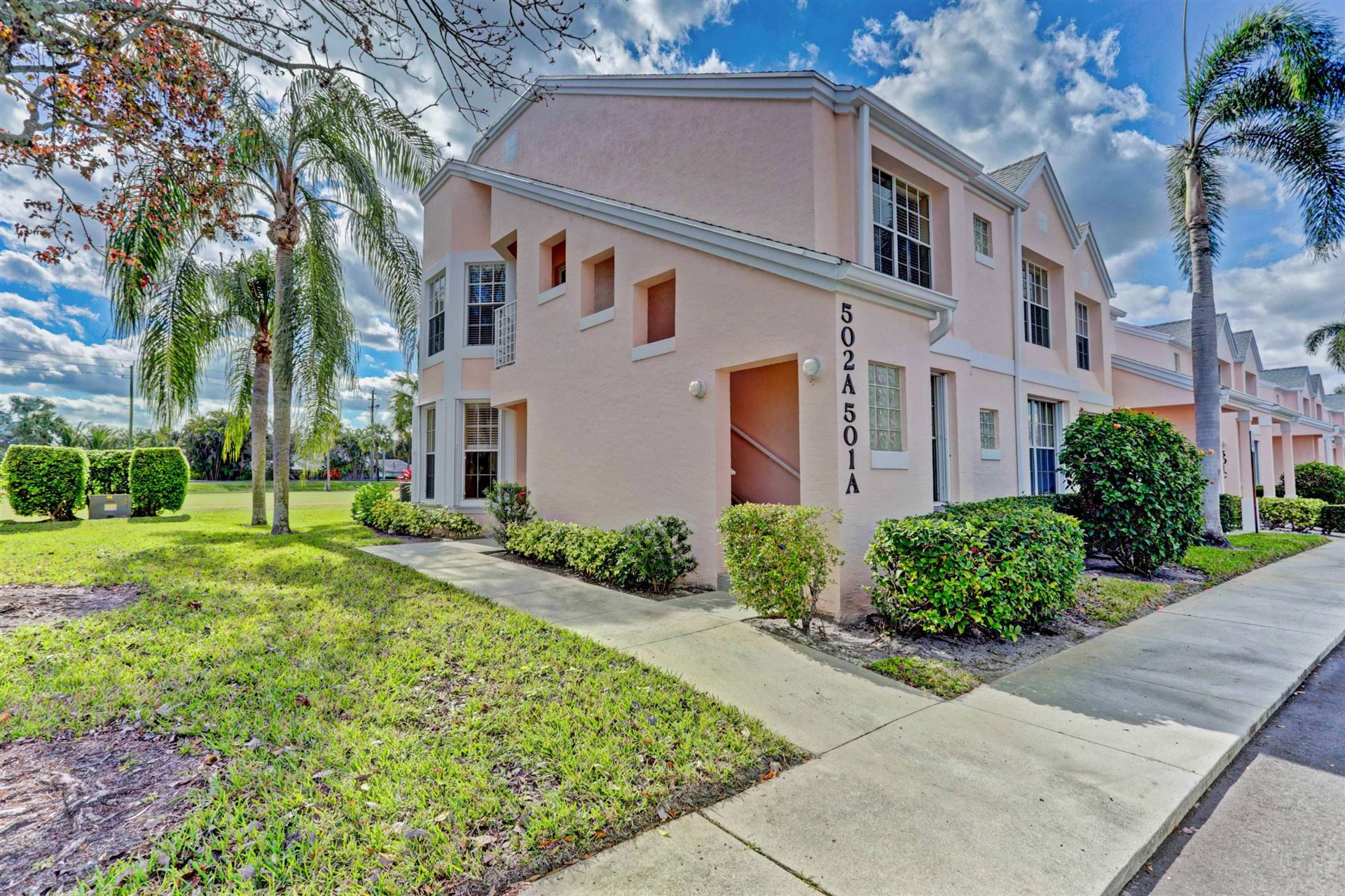 Photo of 502 Muirfield Court #502-A, Jupiter, FL 33458 (MLS # RX-10685253)