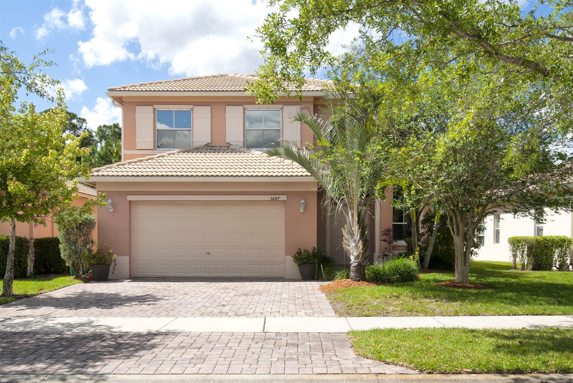 5647 Sunberry Circle, Fort Pierce, FL 34951 - #: RX-10690253