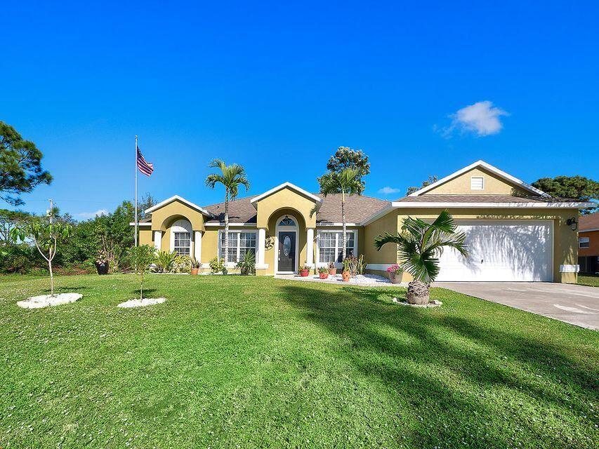 451 SW Kabot Avenue, Port Saint Lucie, FL 34953 - #: RX-10741253