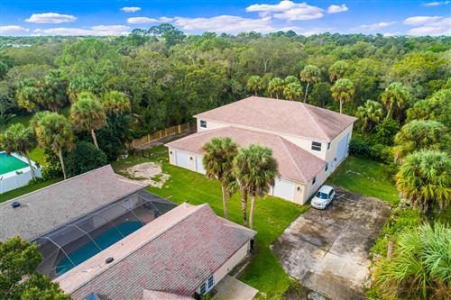 Photo of 2507 Lazy Hammock Lane, Fort Pierce, FL 34981 (MLS # RX-10667254)