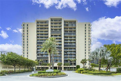 Photo of 4748 S Ocean Boulevard #506, Highland Beach, FL 33487 (MLS # RX-10685254)