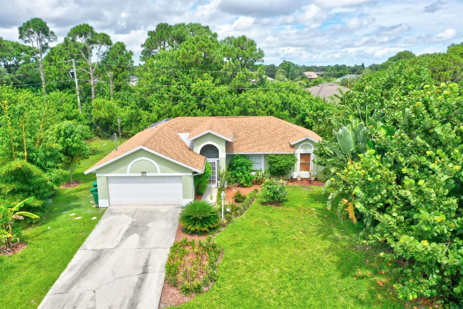 261 SW Glen Road, Port Saint Lucie, FL 34953 - #: RX-10654254