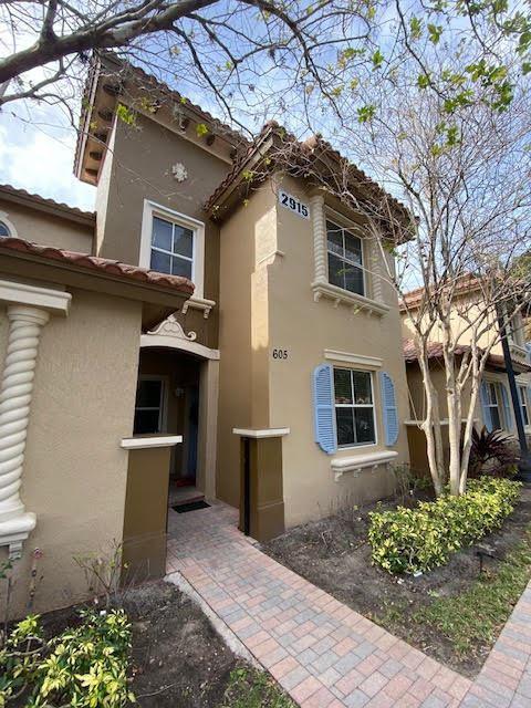 2915 Hope Valley Street #605, West Palm Beach, FL 33411 - #: RX-10680255