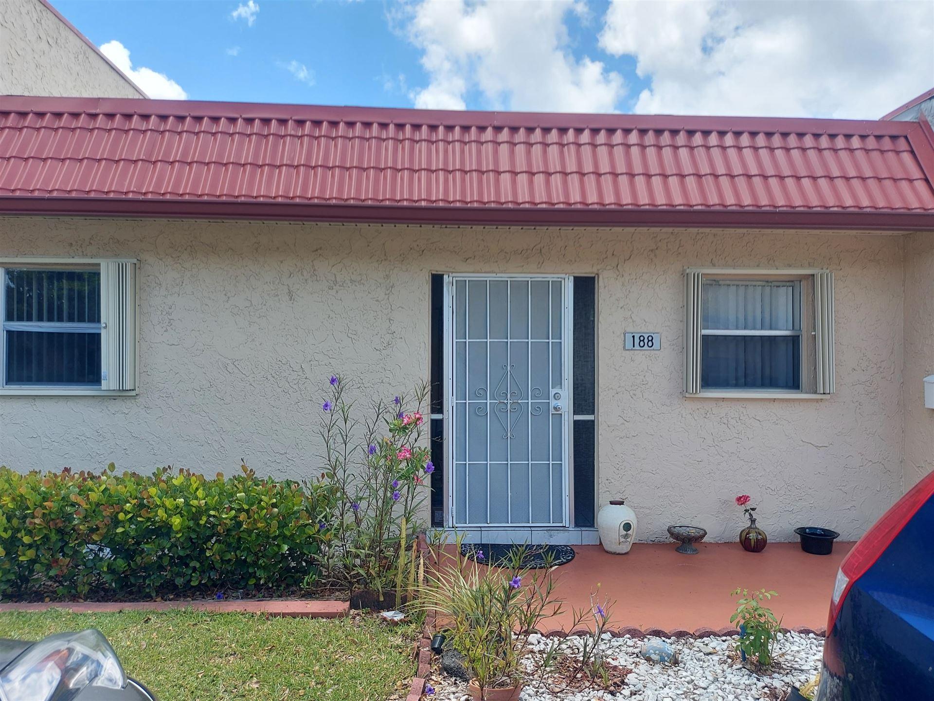 188 Lake Dora Drive, West Palm Beach, FL 33411 - MLS#: RX-10739255