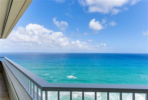 Photo of 5070 N Ocean Drive #19a, Singer Island, FL 33404 (MLS # RX-10627256)