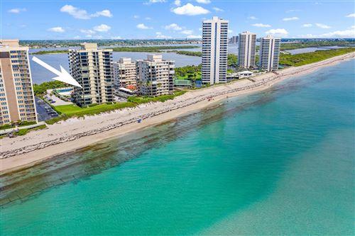 Photo of 5460 N Ocean Drive #6b, Singer Island, FL 33404 (MLS # RX-10752256)
