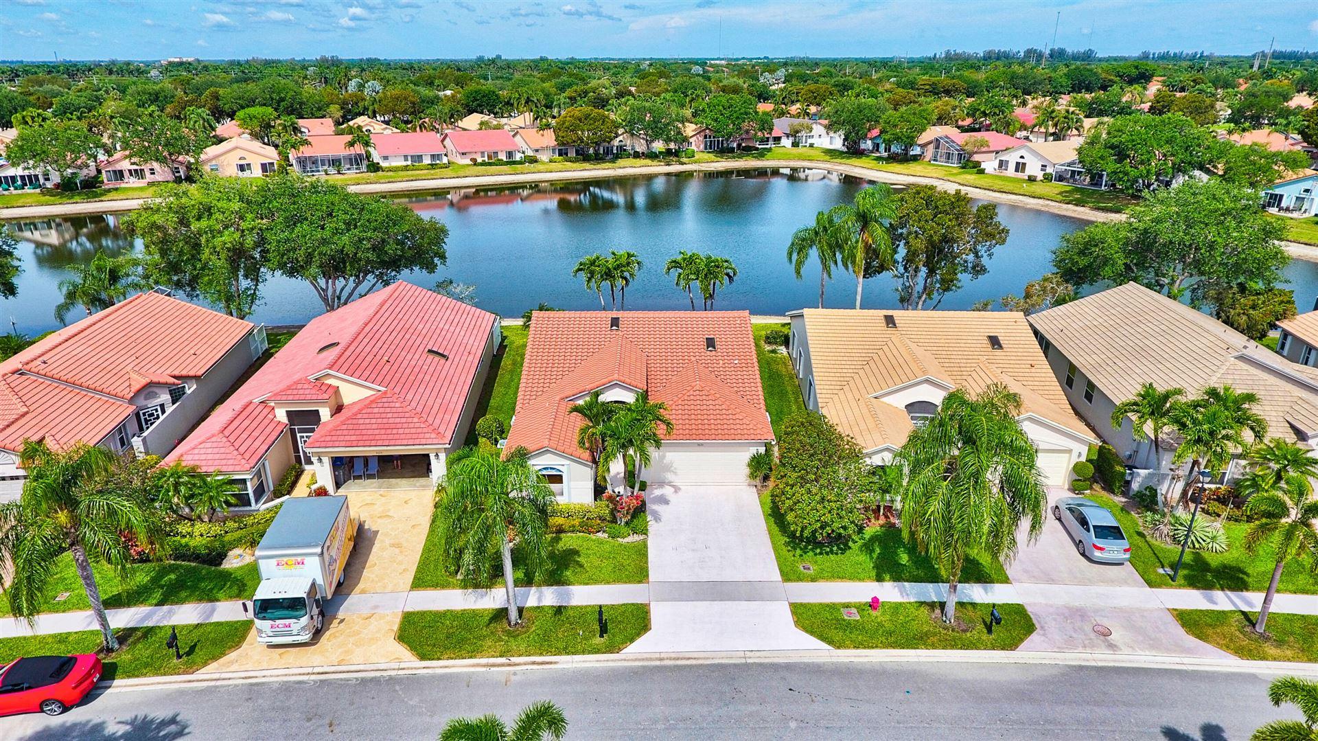 9629 Harbour Lake Circle, Boynton Beach, FL 33437 - MLS#: RX-10707256