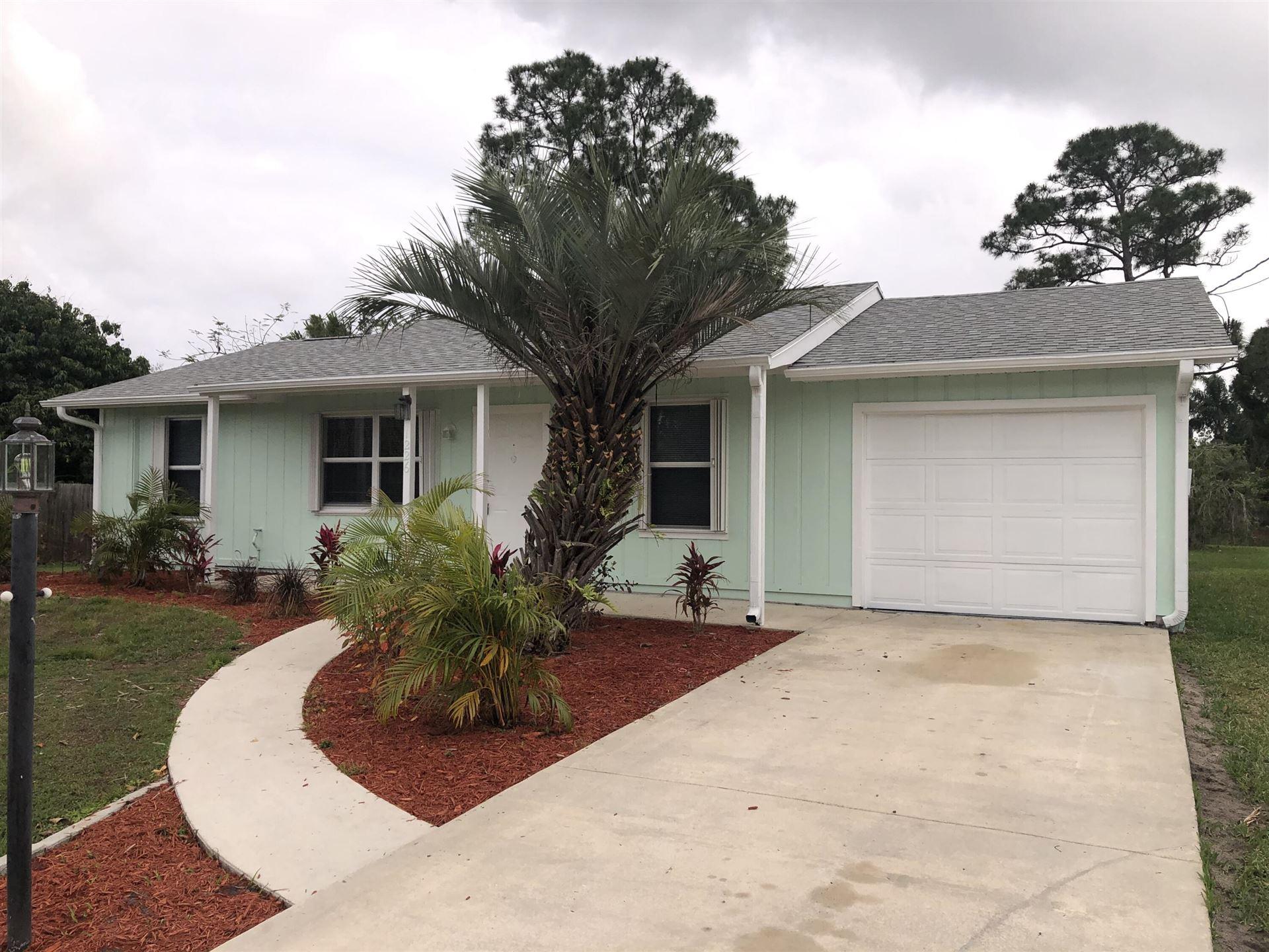 1226 SW Fountain Avenue, Port Saint Lucie, FL 34953 - #: RX-10709256