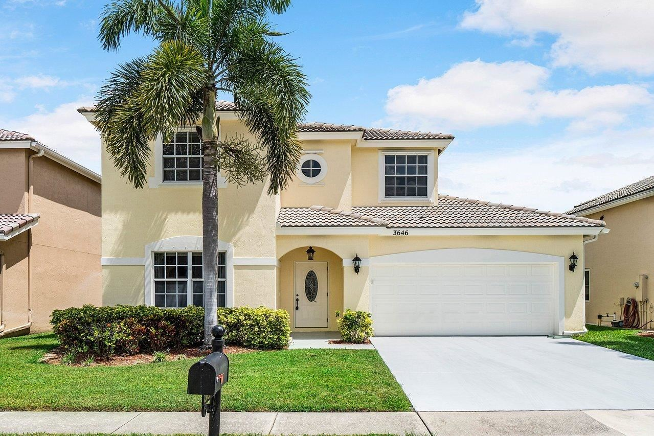 3646 Old Lighthouse Circle, Wellington, FL 33414 - #: RX-10714256