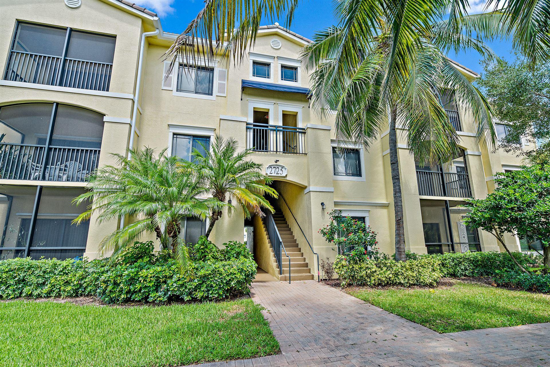 2725 Anzio Court #203, Palm Beach Gardens, FL 33410 - MLS#: RX-10746256
