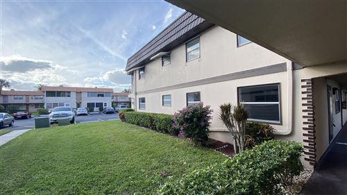 Tiny photo for 21 Brittany A, Delray Beach, FL 33446 (MLS # RX-10582257)
