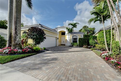 Photo of 16089 Villa Vizcaya Place, Delray Beach, FL 33446 (MLS # RX-10639257)
