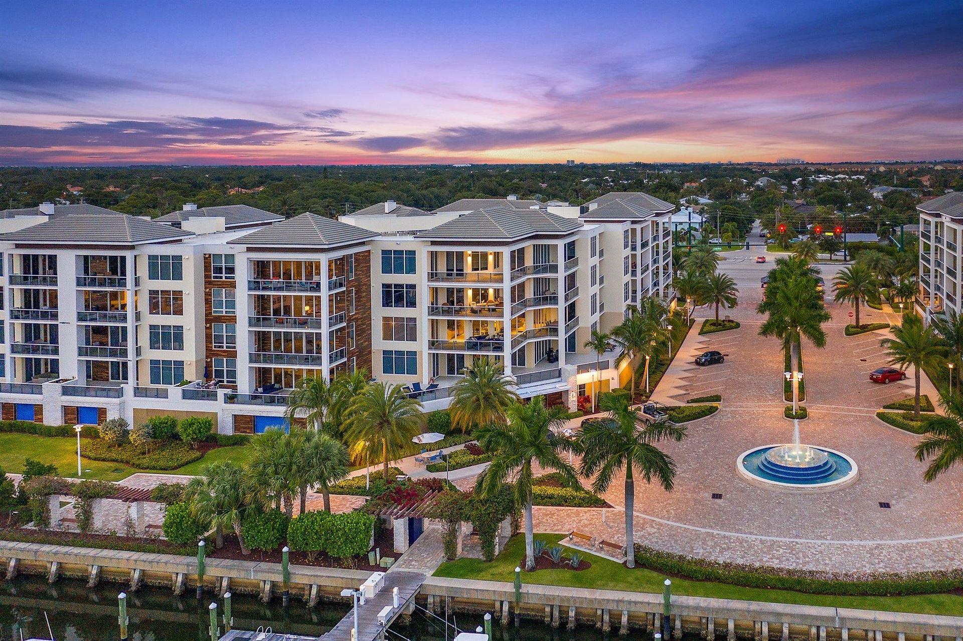 Photo of 2720 Donald Ross Road #503, Palm Beach Gardens, FL 33410 (MLS # RX-10709257)