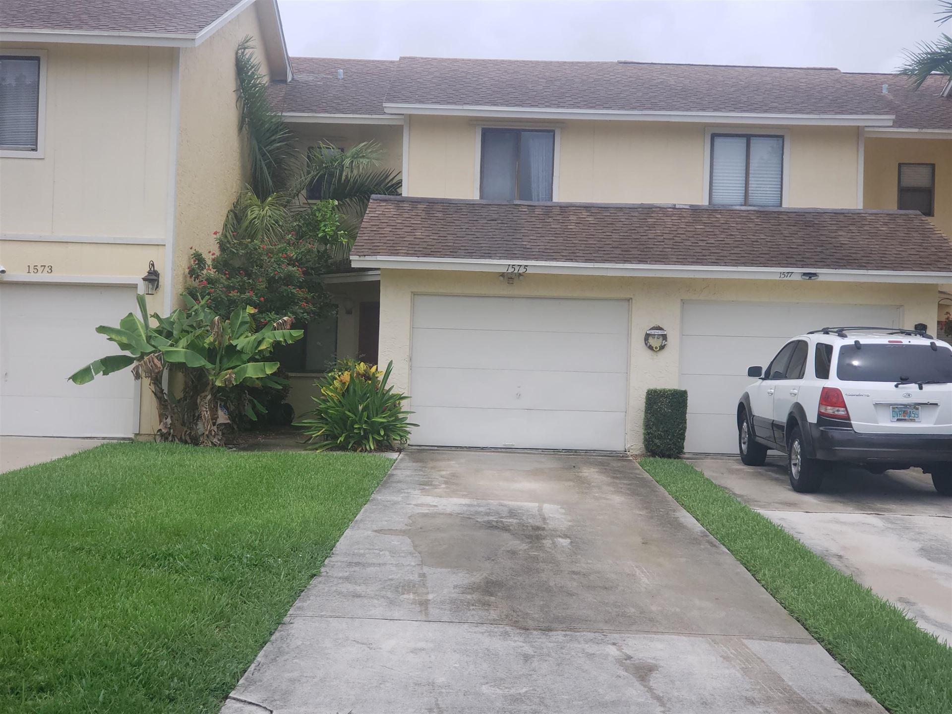 1575 Woodbridge Lakes Circle, West Palm Beach, FL 33406 - #: RX-10729257