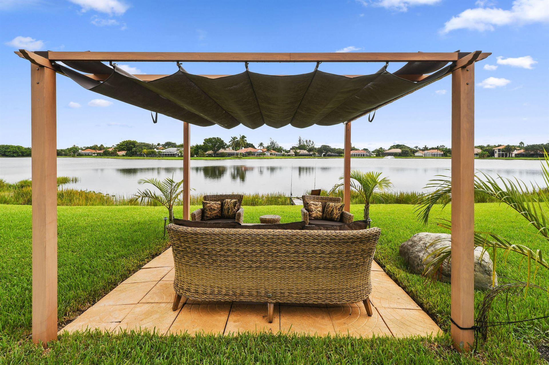 Photo of 115 Brookhaven Court, Palm Beach Gardens, FL 33418 (MLS # RX-10743257)