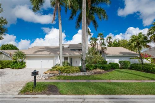 Photo of 17866 Foxborough Lane, Boca Raton, FL 33496 (MLS # RX-10638258)
