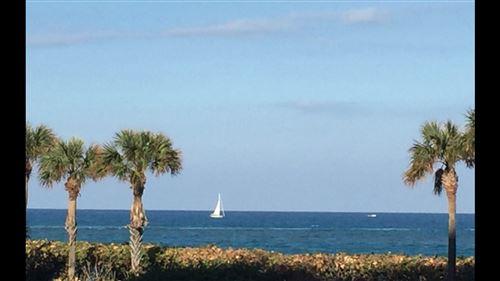 Photo of 100 Ocean Trail Way #205, Jupiter, FL 33477 (MLS # RX-10656258)