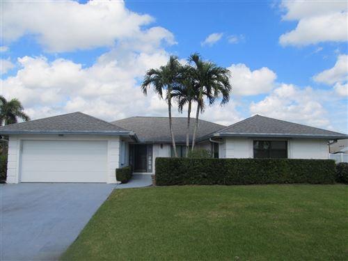 Photo of 4111 Palo Verde Drive, Boynton Beach, FL 33436 (MLS # RX-10667258)