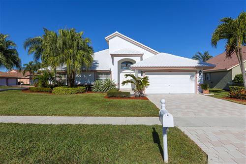 Photo of 12401 Divot Drive, Boynton Beach, FL 33437 (MLS # RX-10687258)