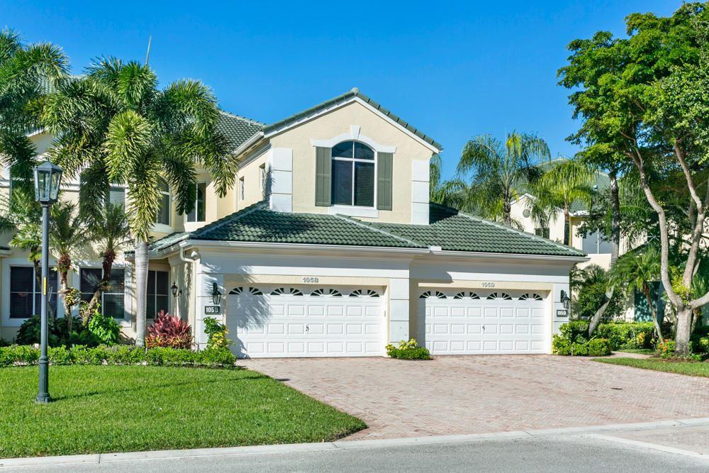 Photo of 105 Palm Point Circle #B, Palm Beach Gardens, FL 33418 (MLS # RX-10628258)