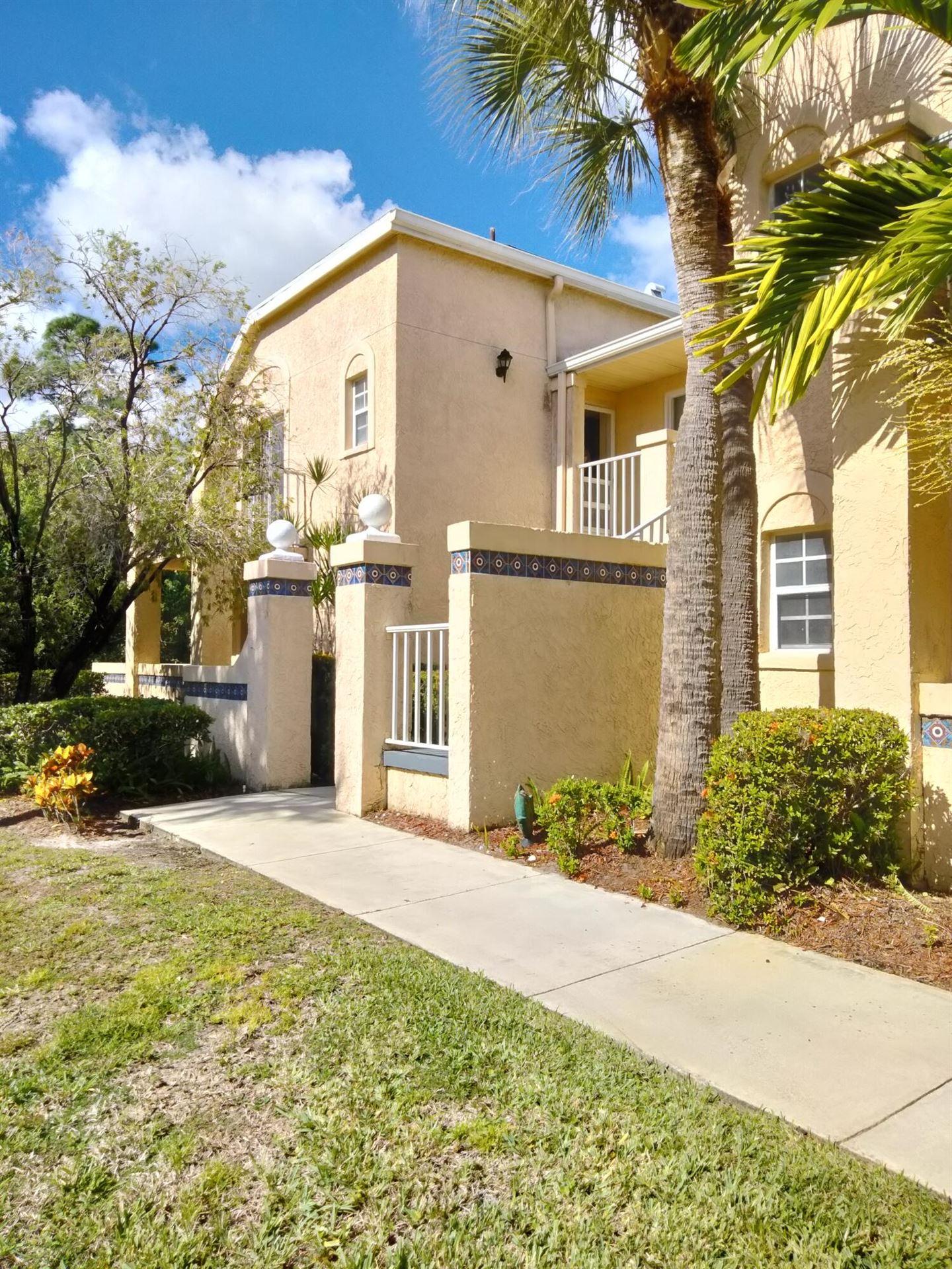 1628 SE Green Acres Circle #I-203, Port Saint Lucie, FL 34952 - #: RX-10751258