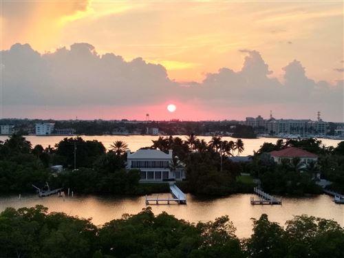 Foto de inmueble con direccion 3589 S Ocean Boulevard #809 South Palm Beach FL 33480 con MLS RX-10649259