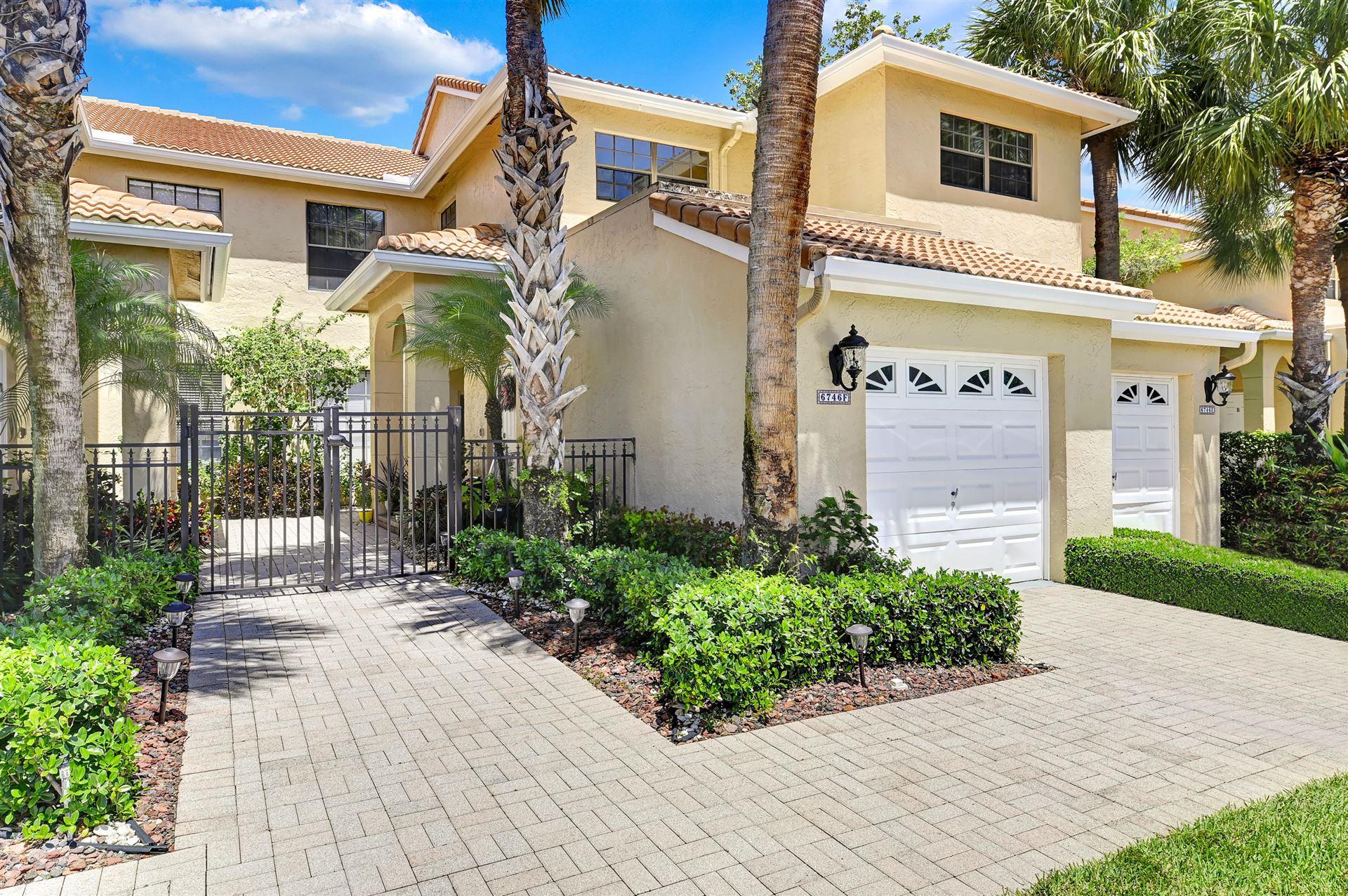 6746 Montego Bay Boulevard #E, Boca Raton, FL 33433 - #: RX-10643259