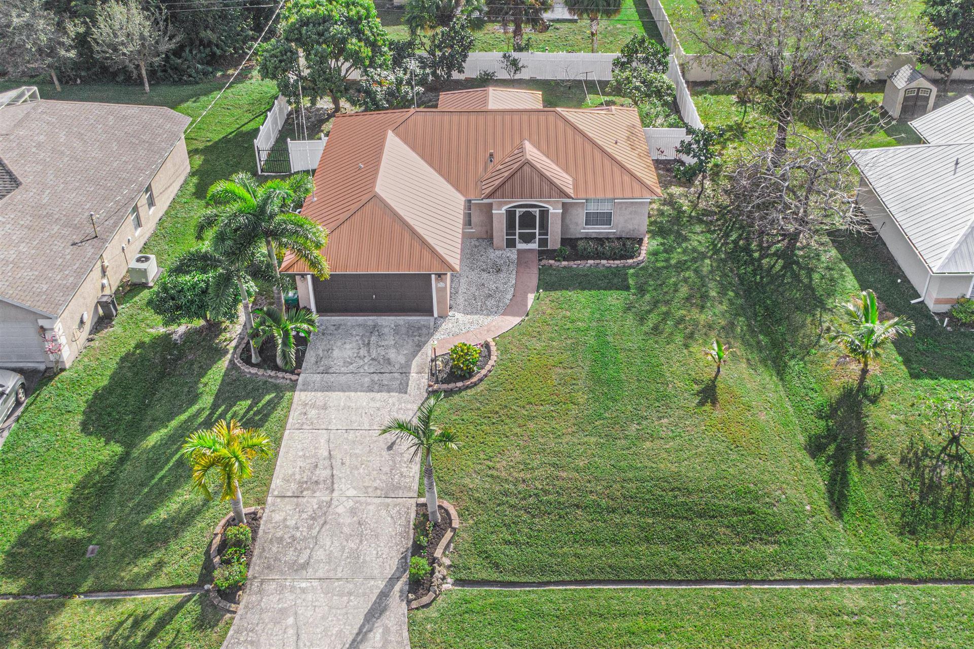 1342 SW Leisure Lane, Port Saint Lucie, FL 34953 - #: RX-10685259