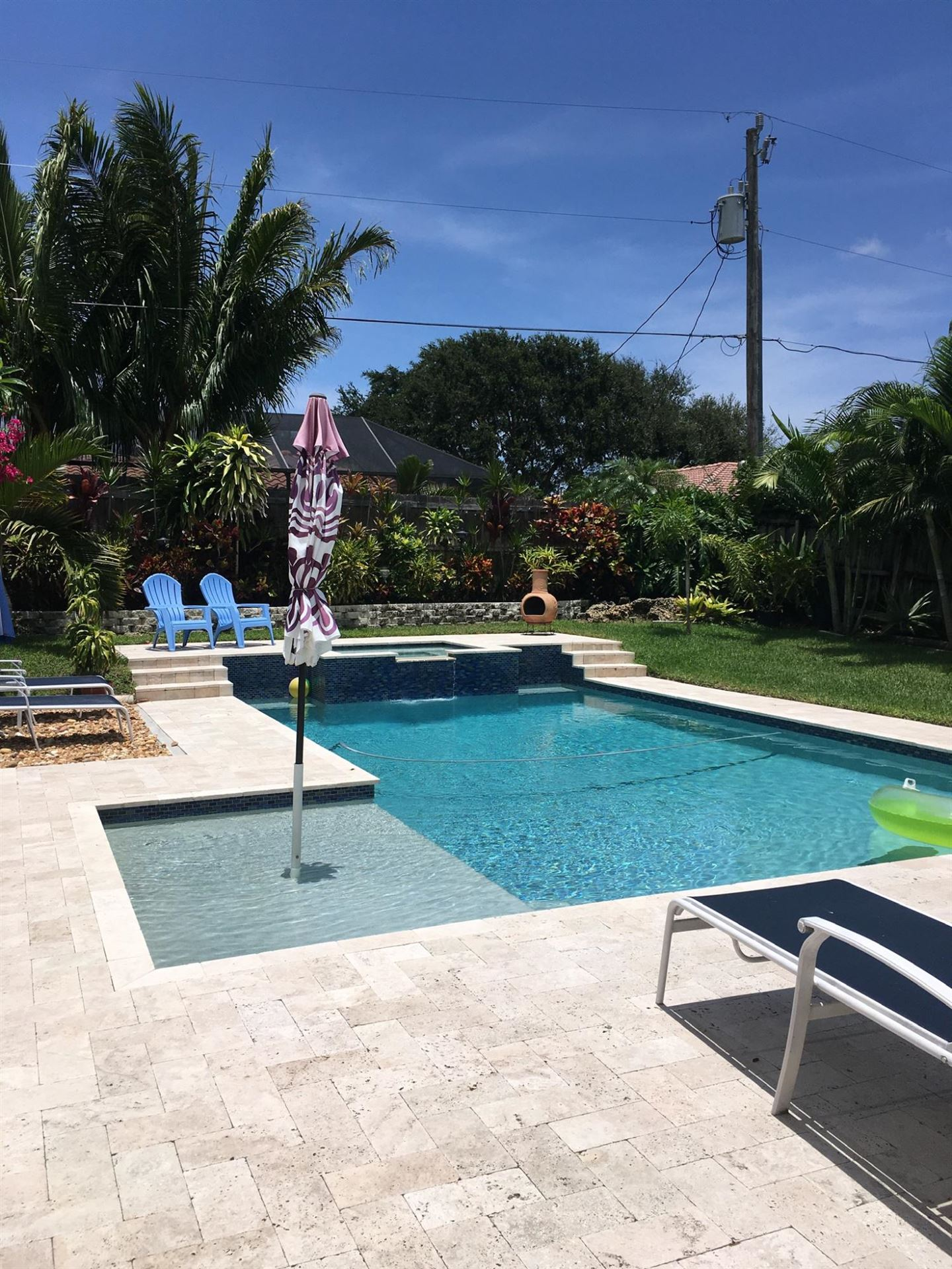 1921 Ascott Road, North Palm Beach, FL 33408 - #: RX-10703259