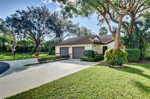 Photo of Listing MLS rx in 5778 Story Book Lane #B Boynton Beach FL 33437