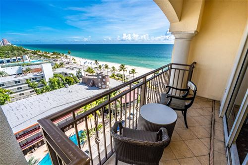 Photo of 601 N Ft Lauderdale Beach Boulevard #811, Fort Lauderdale, FL 33304 (MLS # RX-10657260)