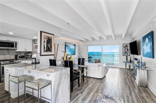 Photo of 4500 S Ocean Boulevard #302, Palm Beach, FL 33480 (MLS # RX-10744260)