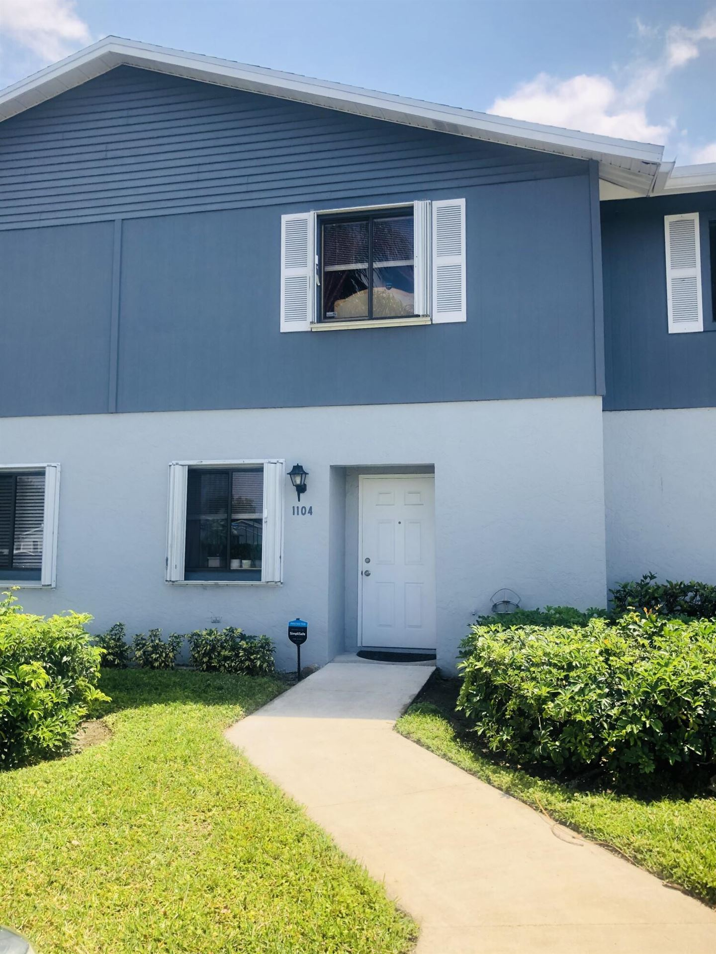 2641 W Gately Drive W #1104, West Palm Beach, FL 33415 - #: RX-10707260